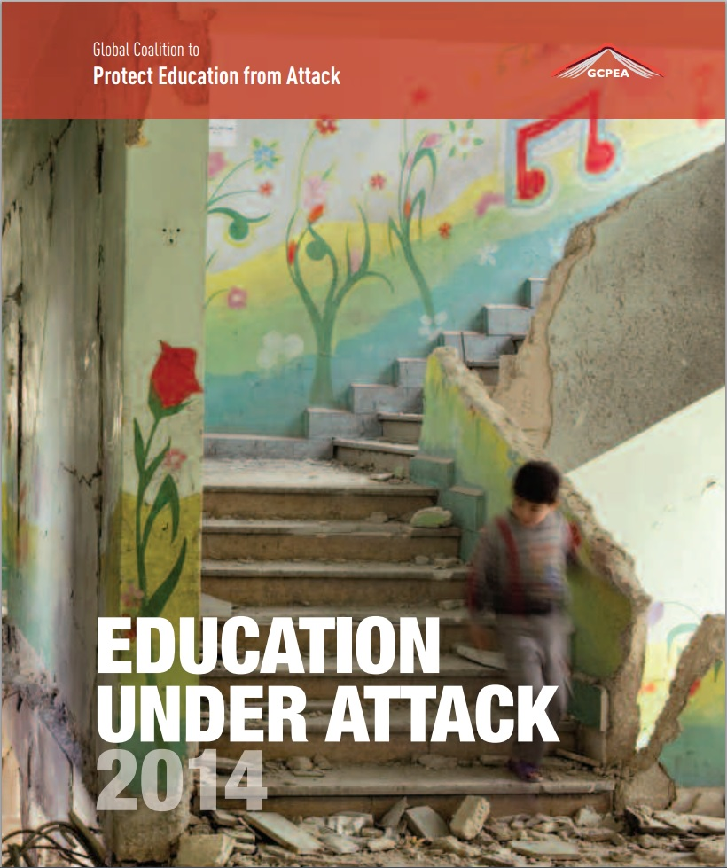 Education Under Attack Report Cover