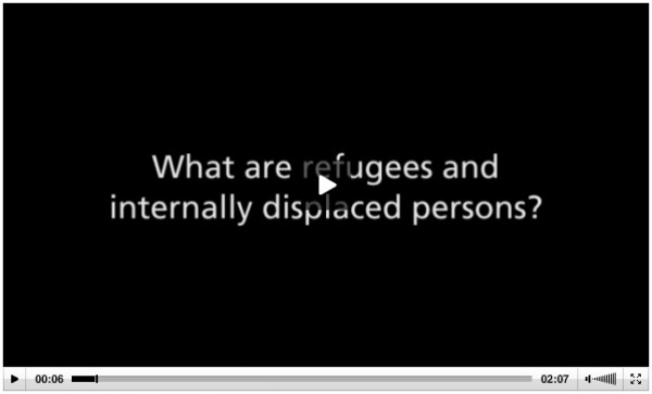Choices Program What are Refugees screenshot