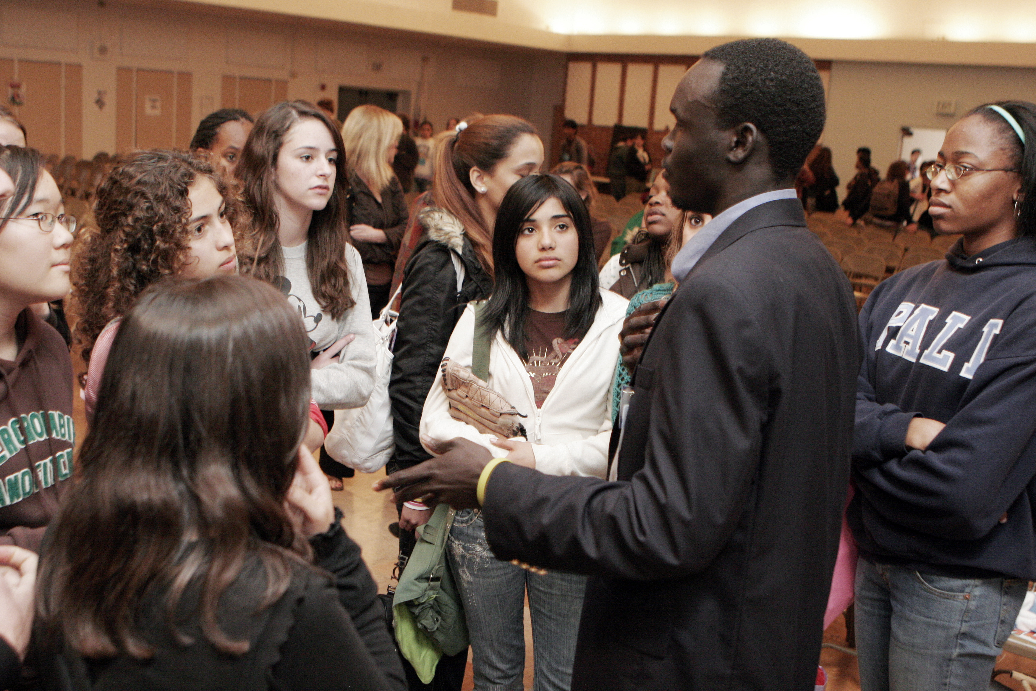 Alephonsion Deng @ Palisades High School