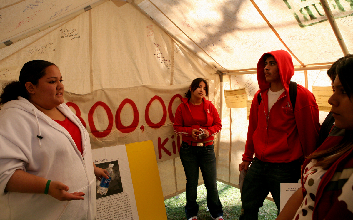 Camp Darfur @ Venice#1562D6